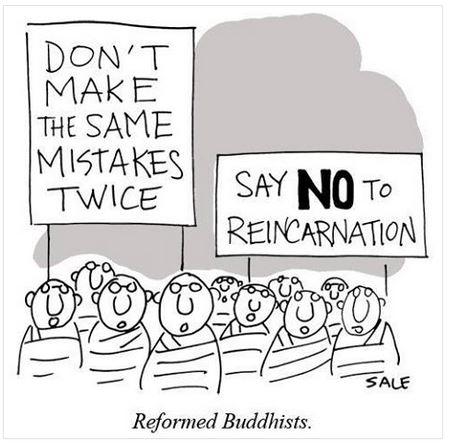 reformed buddhist cartoon