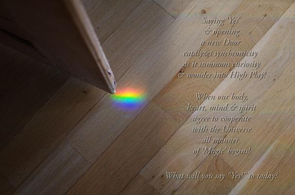catching inner rainbows
