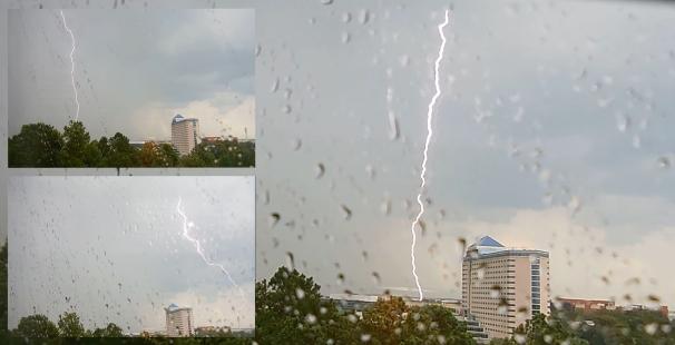 Atlanta lightning